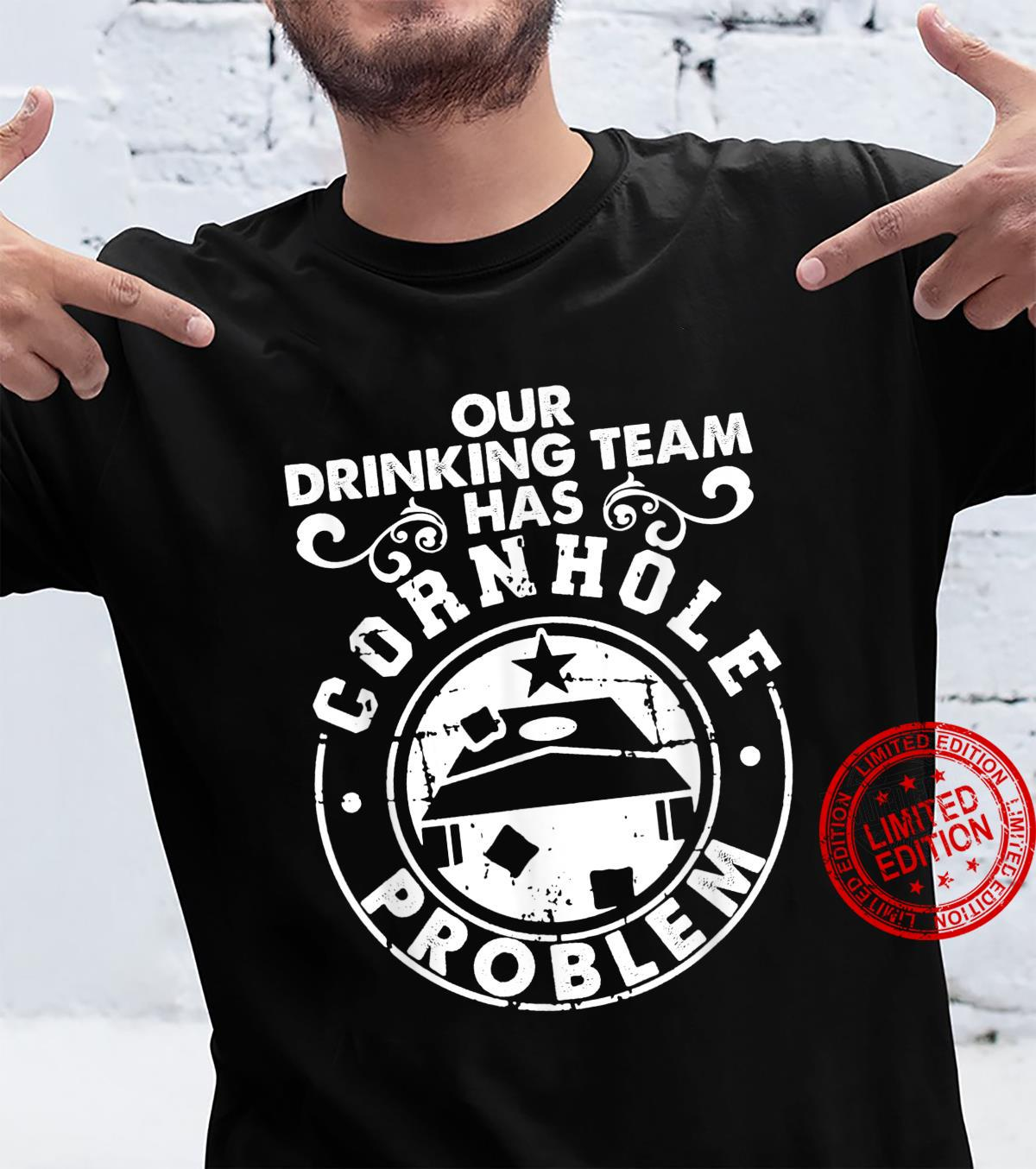 Cornhole Game Cornhole player Shirt