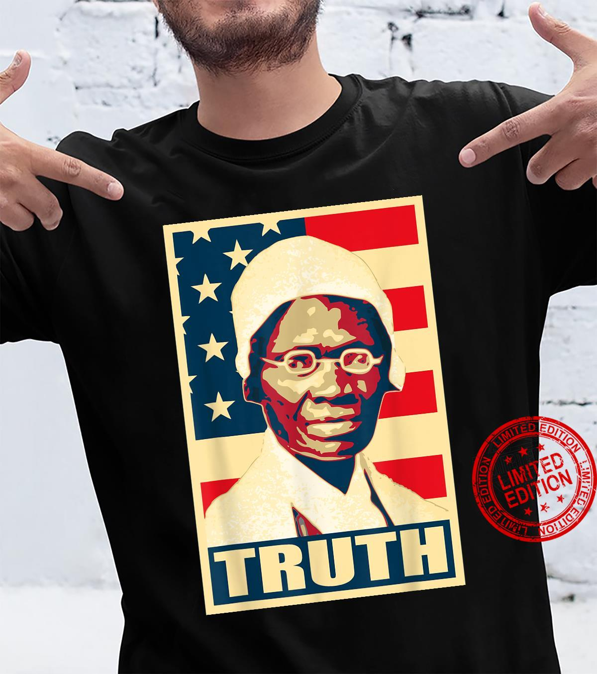 Sojourner Truth Black History Month Strong Shirt