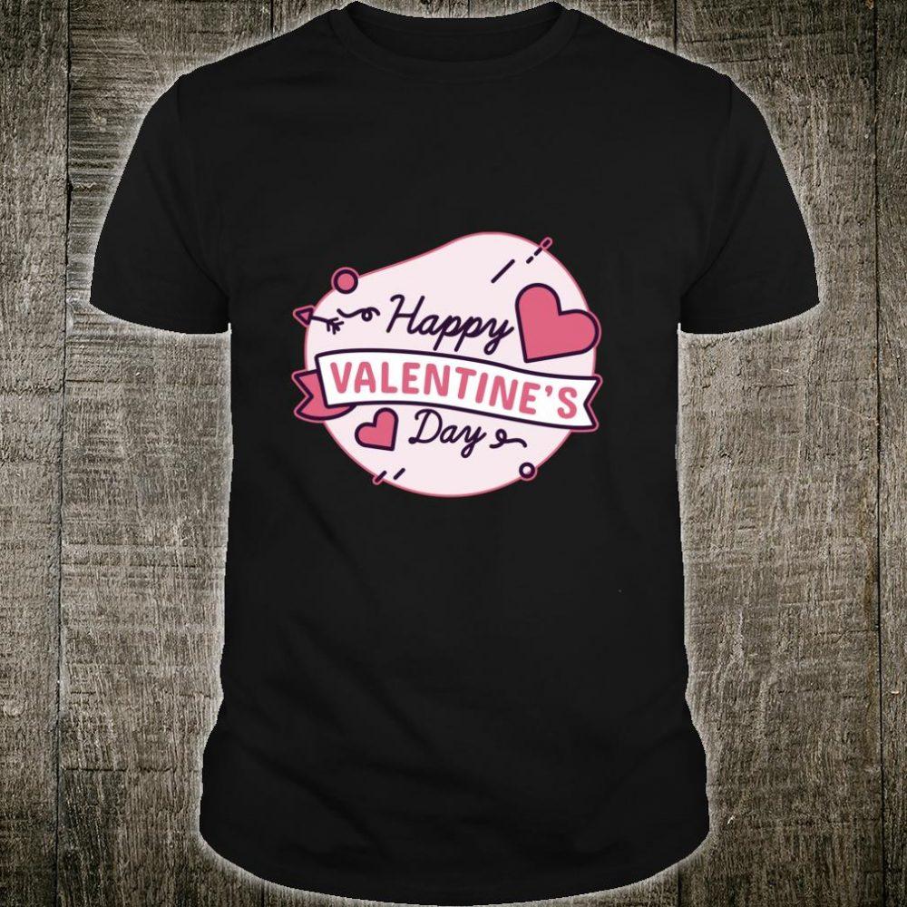 Happy Valentines Day Heart Shirt