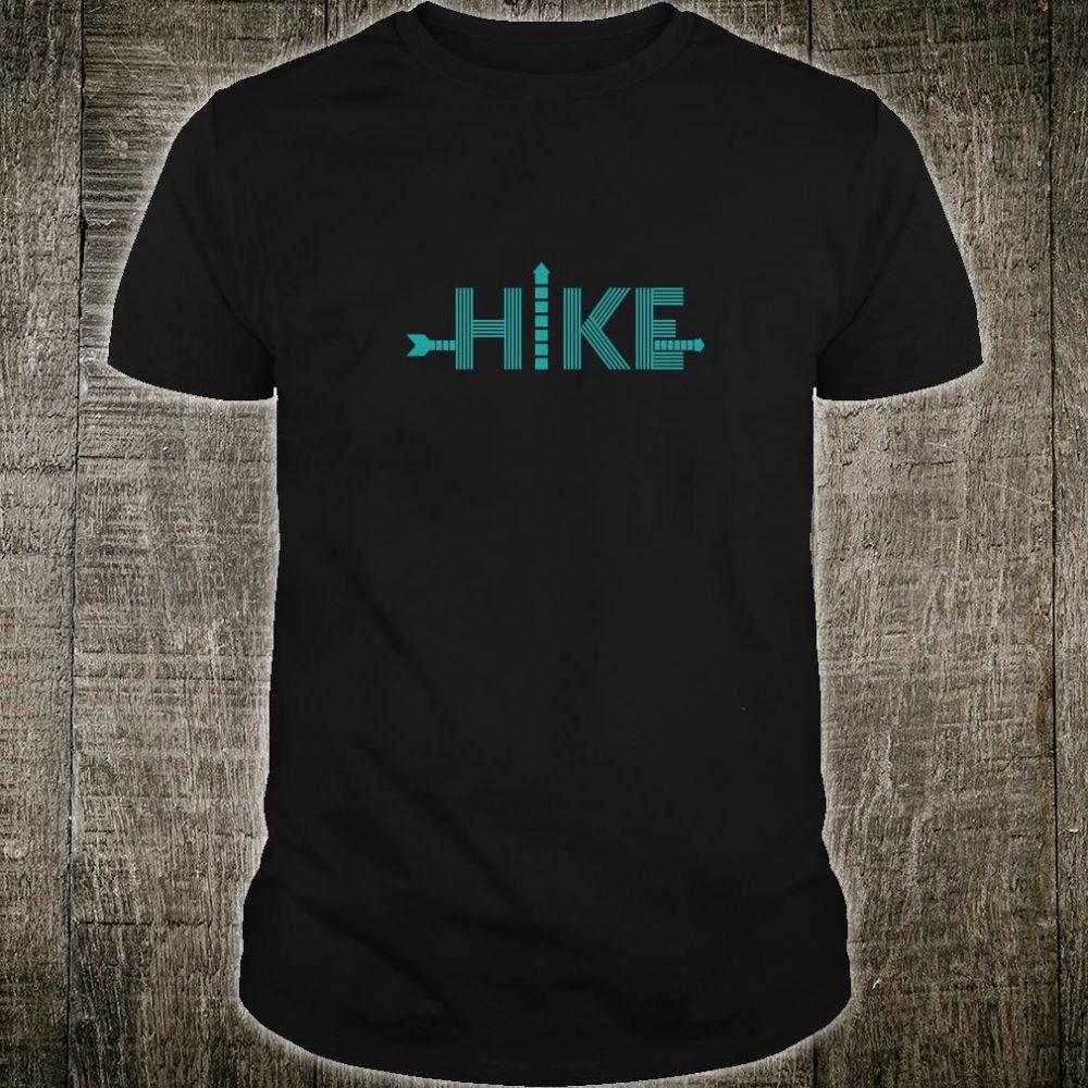 Hike Cute Hiking with Arrows Shirt