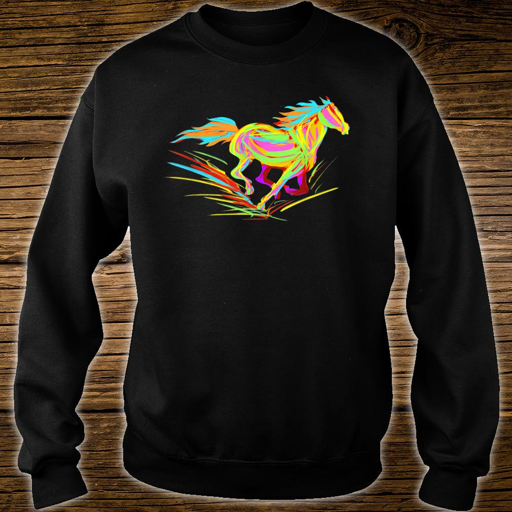Sport Kapuzenpullis & Sweatshirts Horses Make Me Happy You