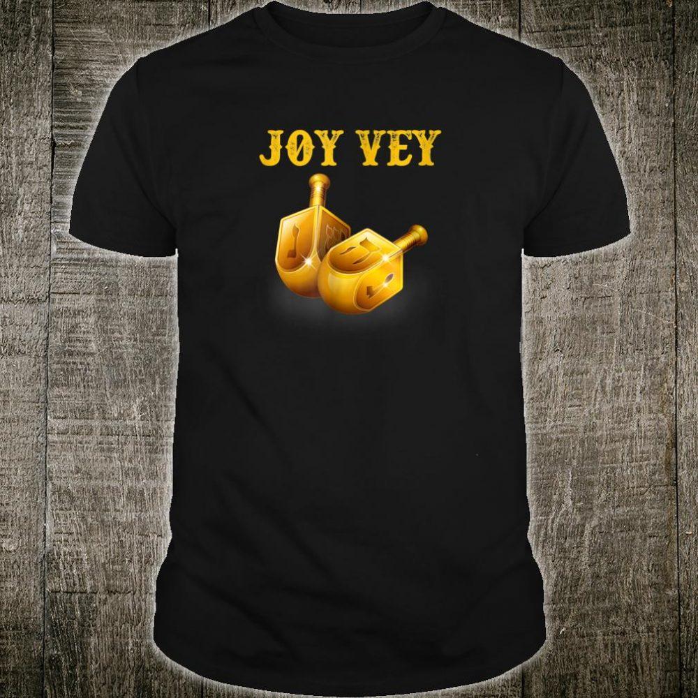 Joy Vey Hanukkah Shirt