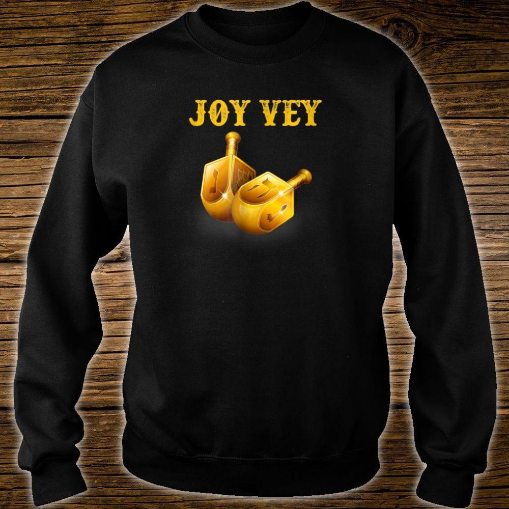 Joy Vey Hanukkah Shirt sweater