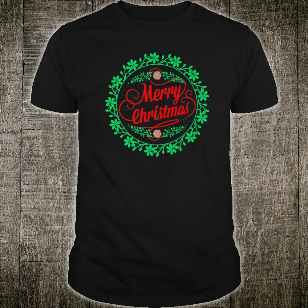 Merry Christmas For, and Children Shirt