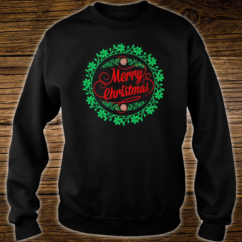 Merry Christmas For, and Children Shirt sweater