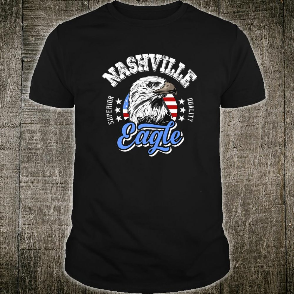 Nashville Tennessee Country Music Clothing Rockabilly Shirt