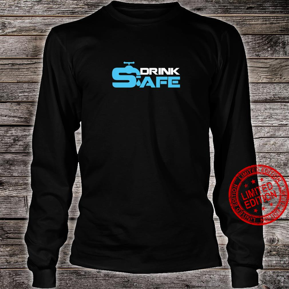 National Water Safety Month Shirt long sleeved
