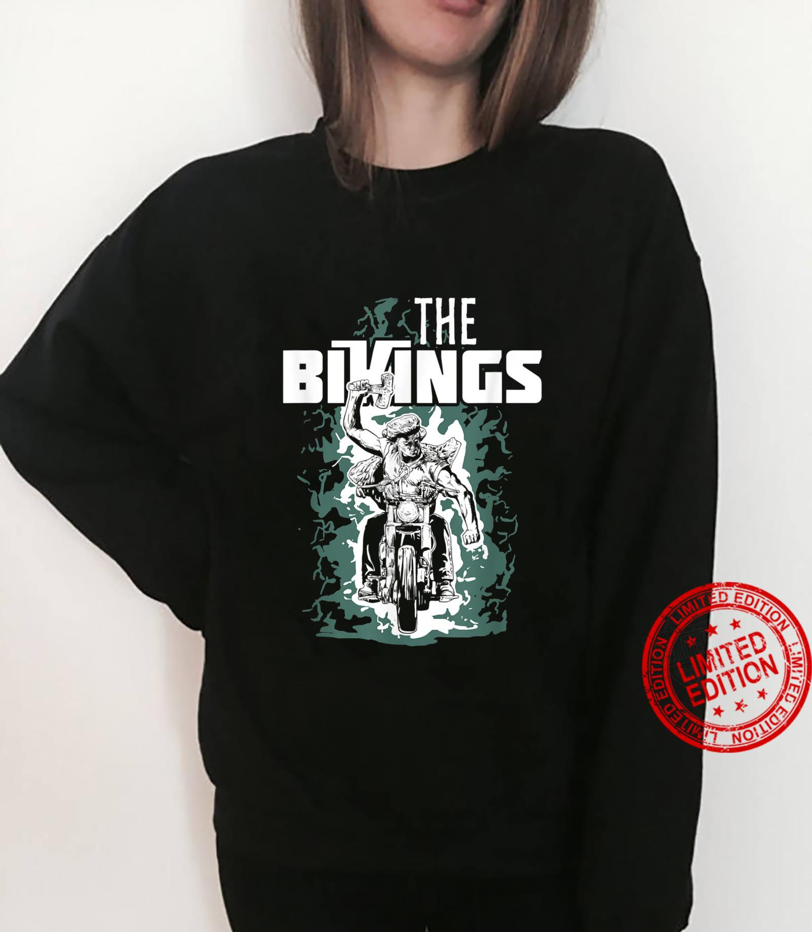 Norse Viking For A Viking Warrior And Biker Shirt sweater