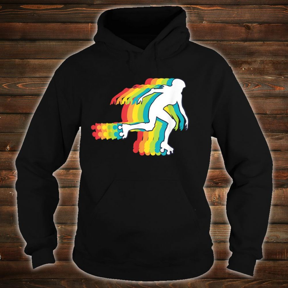 Roller Skating Roller Derby Shirt hoodie