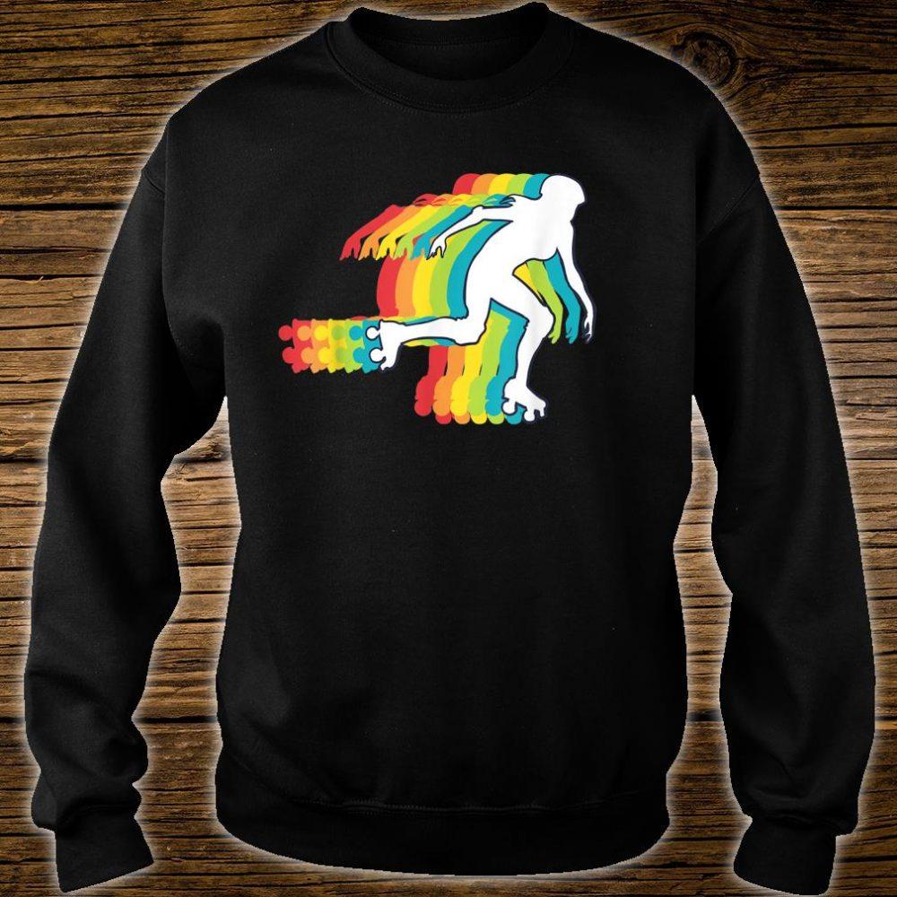 Roller Skating Roller Derby Shirt sweater