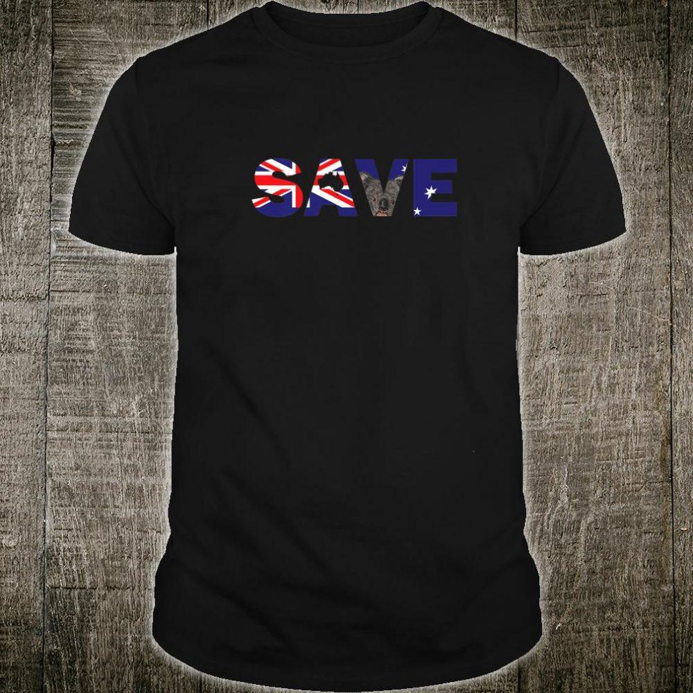 Save Australia Wildlife from Bush Fires Shirt