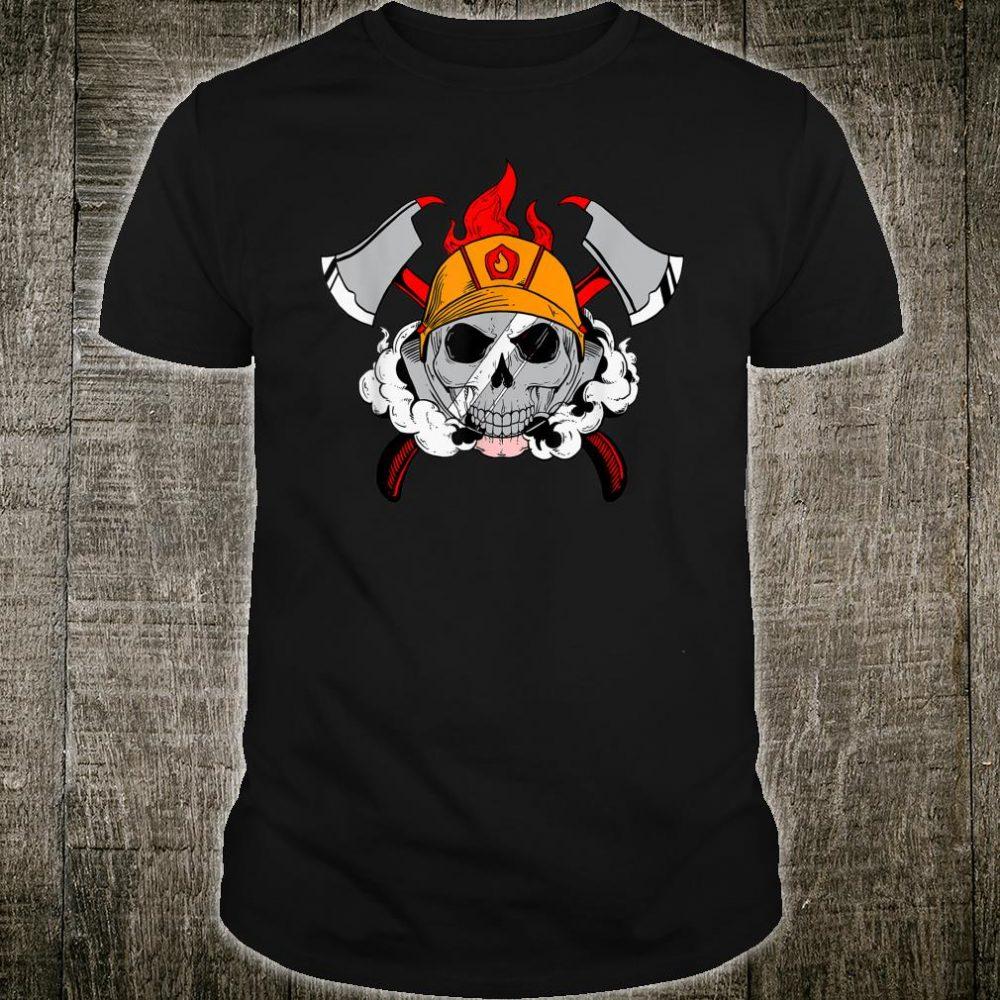 Skull Fireman Shirt