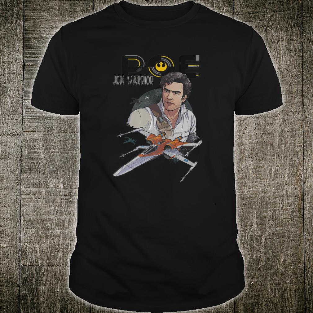 Star Wars Poe Dameron Jedi Warrior Shirt